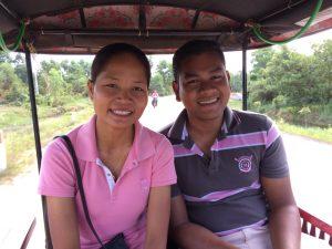 Salent und ihr Ehemann