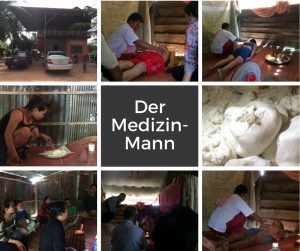 Medizinmann - Heilung durch Magie