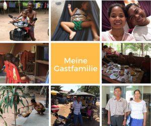 Meine Familie in Kambodscha