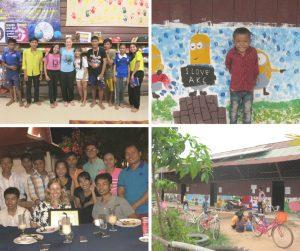 7 Wochen in Kambodscha