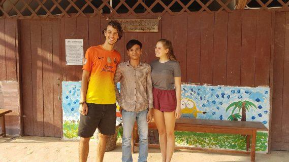 Mascha und Joaquin