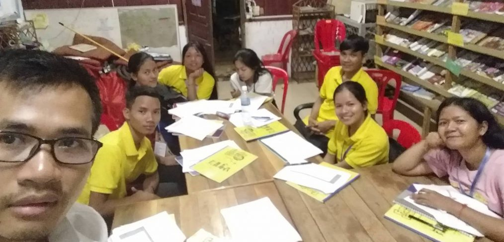 Jubiläum - Freiwillige Helfer