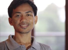 Neues Teammitglied Samnang